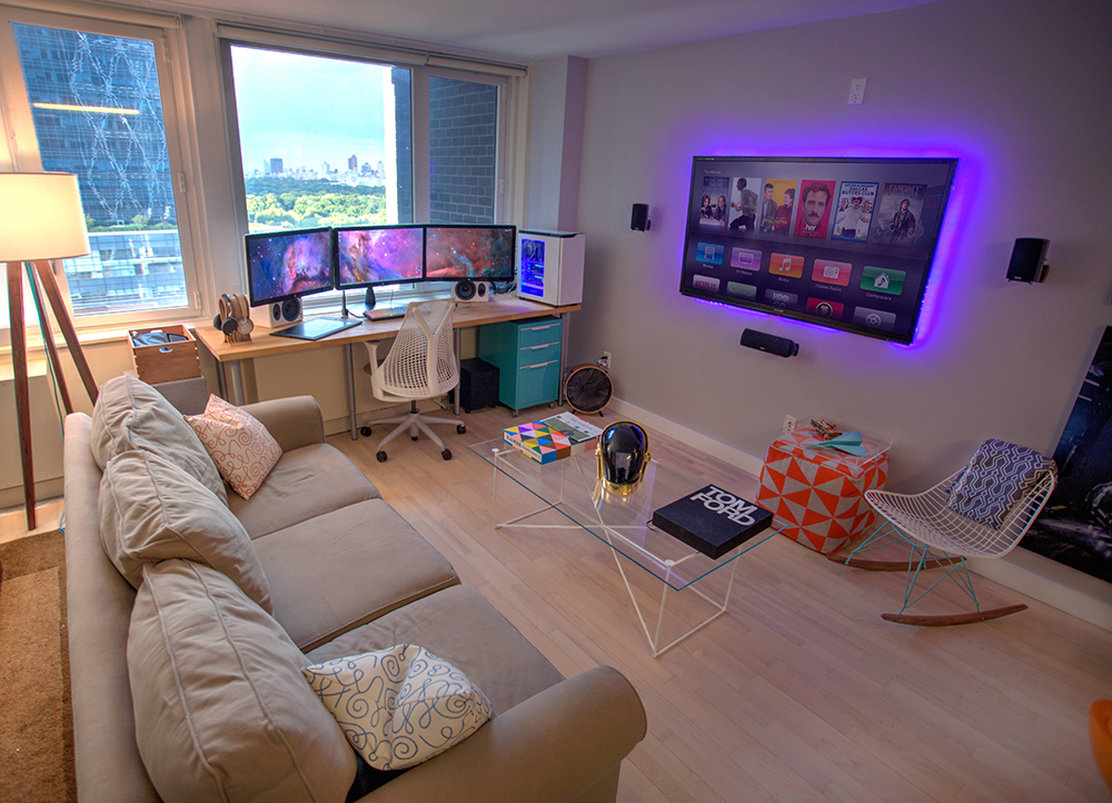 How a Single Woman Should Consider Decorating Their Game Room or Den